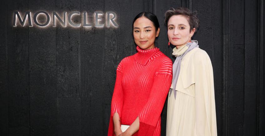 Moncler collabore avec Girl Up pour défendre l'égalité des sexes