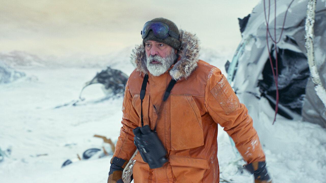 Minuit dans l'univers (Netflix) : un film post-apocalyptique raconté par Clooney