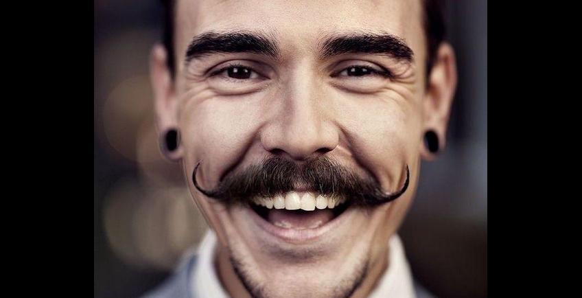 La moustache, une tendance qui revient à la mode