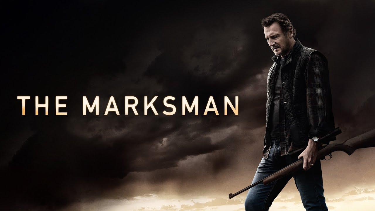نجاح كبير لفيلم The Marksman  بعد يومين من طرحه